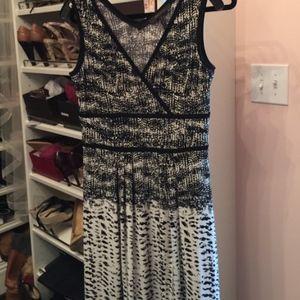 BCBG Max Azria Jersey Dress, Size Small